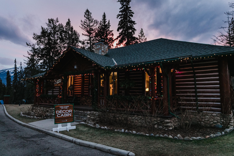 jpl decor cabin